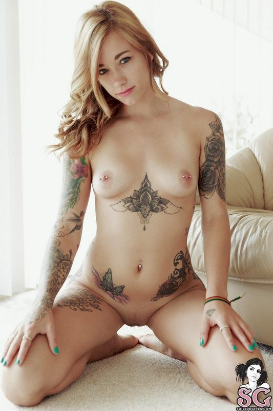 Join Suicide girls tattoos body