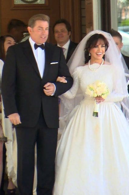 Marie Osmond Stephen Craig The famous entertainer first married Stephen in 1982, but filed for divorce from the basketball star in 1985. The pair have one child together, Stephen Jr. Marie was then married to Brian Blosil -- with whom she has seven children -- but made headlines in May of last year when she re-wed Stephen Craig.