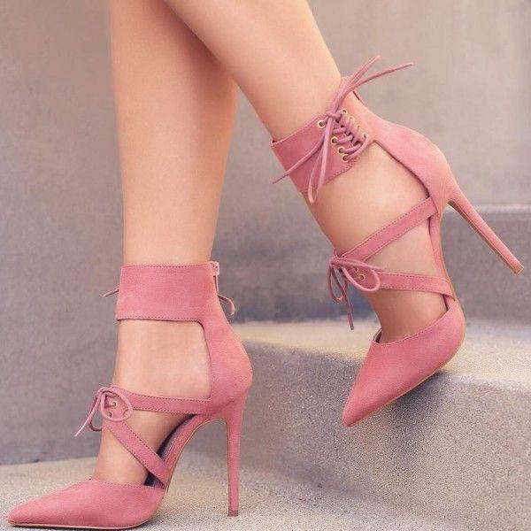 Pumps \u0026 D'orsay Heels