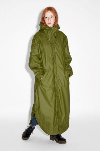 Monki | Jackets & coats | Long raincoat