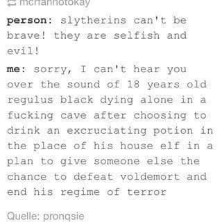 Just break my stone cold Slytherin heart ,why don't you?