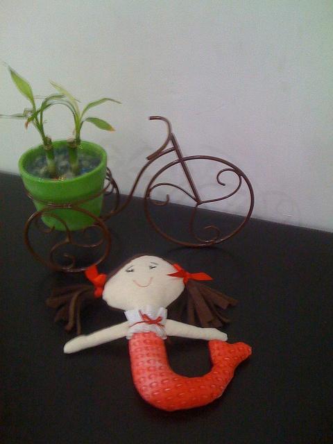 Sirenas / Mermaid  juguetes de tela