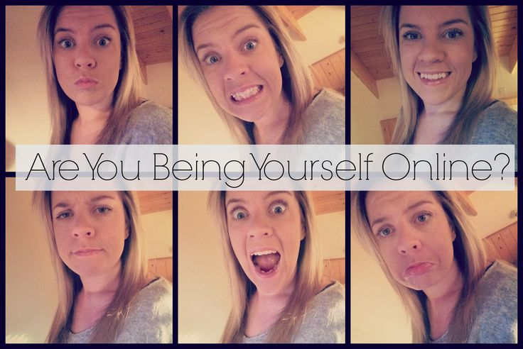 Girl Up North - Are you being yourself online?