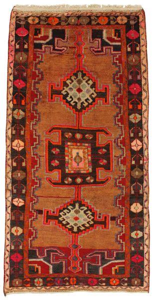 Lori - Bakhtiari Persialainen matto 238x125