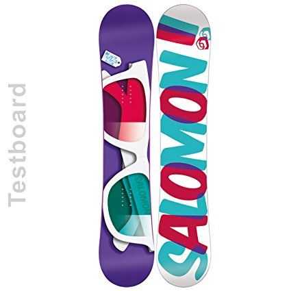Salomon Snowboards Oh Yeah Snowboard - Women's One Color