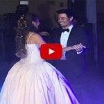 """Chayanne baila """"Tiempo de Vals"""" con su hija en su quinceañera!!"""