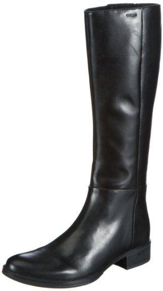 Geox D MENDI STIVALI P D3490P00043C9999 Damen Stiefel: Amazon.de: Schuhe & Handtaschen