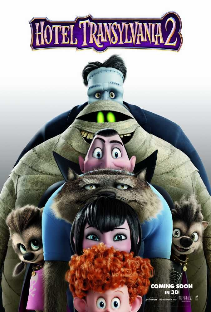 Watch Hotel Transylvania 2 2015 Full Movie Online Free Streaming