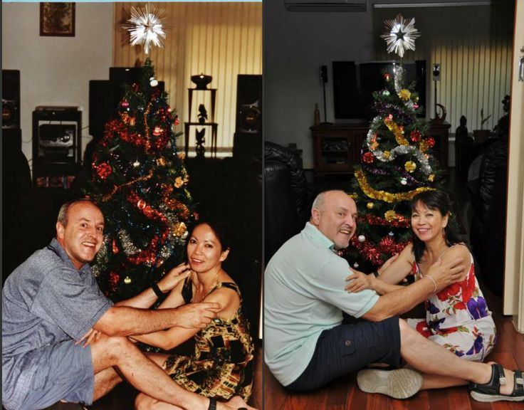 Christmas in Perth. Photography.