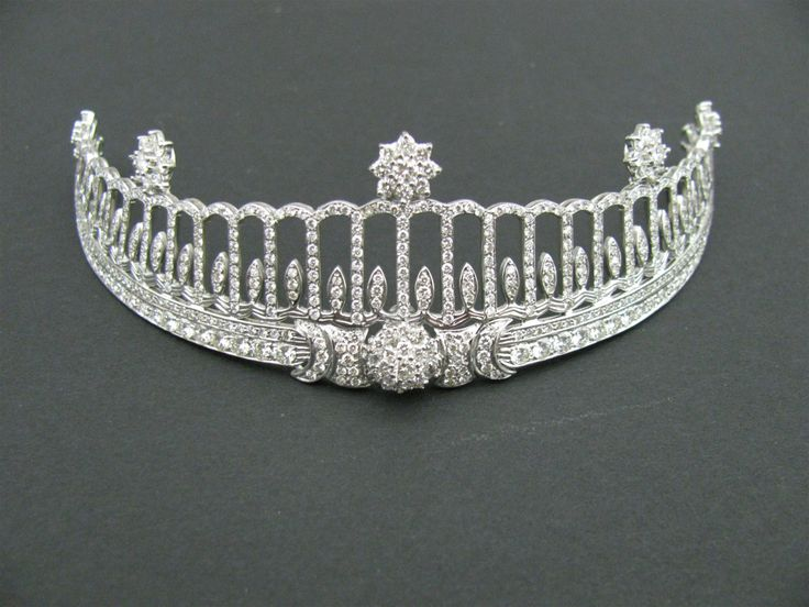 13 Carat Diamond Tiara