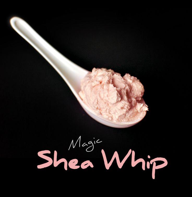 Leidest du im Winter unter rauer, trockener Haut? Dann hat die Katz den richtigen Kick für dich: Selbst gerührter Shea Whip macht dich zum Pfirsich!