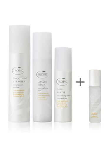 ABC Skincare Collection £52 with Free Eye Refresh worth £15 https://www.tropicskincare.co.uk/shop/lynnepreece