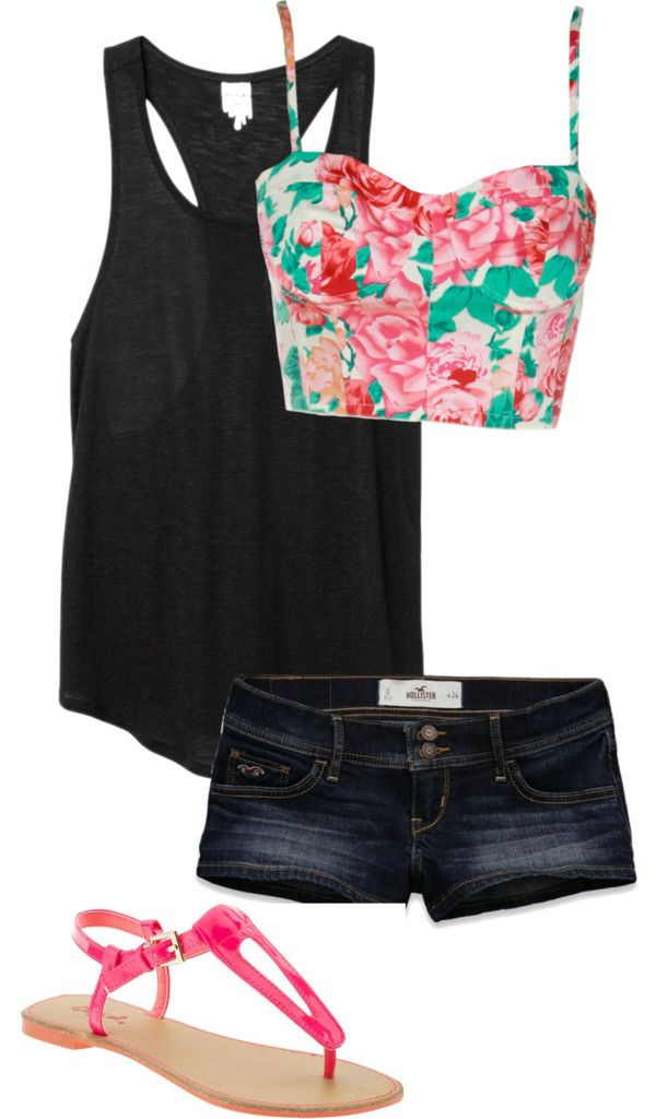 Summer outfit #fashion. Get the look with student discounts at http://studentrate.com/fashion/fashion.aspx