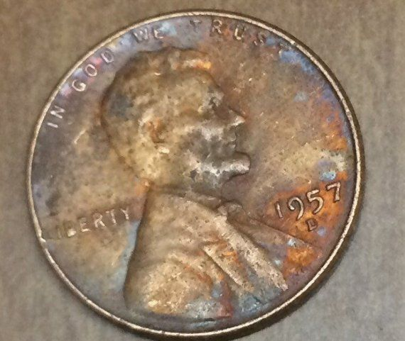 1957 LINCOLN WHEAT CENT PENNY 1C GEM PROOF RED  FULL ROLL 50 COINS