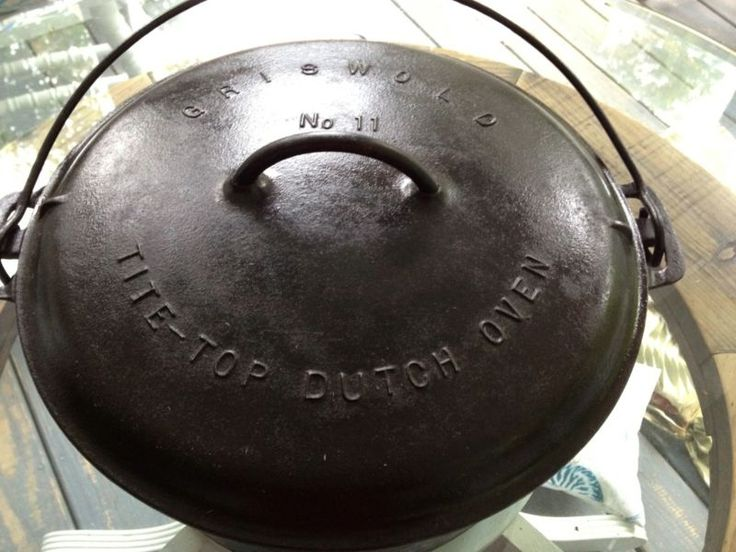 72 Best Vintage Cast Iron Cookware Images On Pinterest