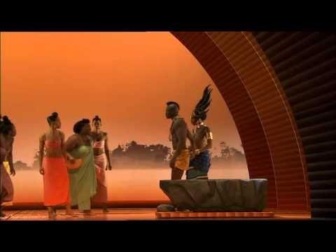 Comédie Musicale Kirikou et Karaba - Partie 10