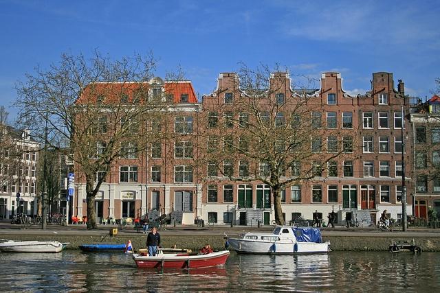 Mauritskade - Amsterdam (Netherlands), via Flickr.