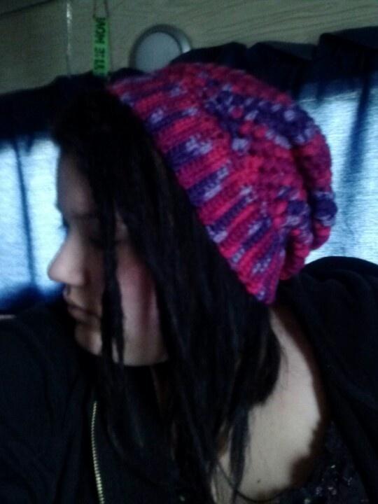 Birthday hat I made for myself :3