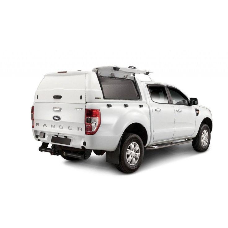 Ford Ranger Hardtop Canopy RidgebackMax – Pick Up Tops UK
