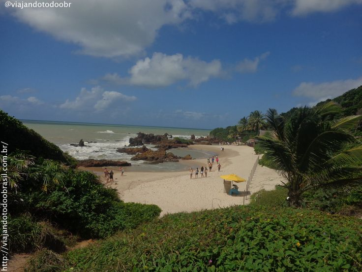 https://flic.kr/p/PUgG2f | Conde - Praia de Tambaba | Conde - Praia de Tambaba