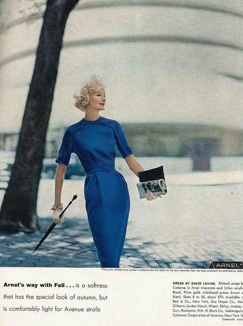 Ciao Bellissima - Vintage Glam; Vogue 1959
