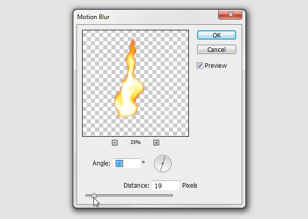 How to paint flame photoshop digital 12
