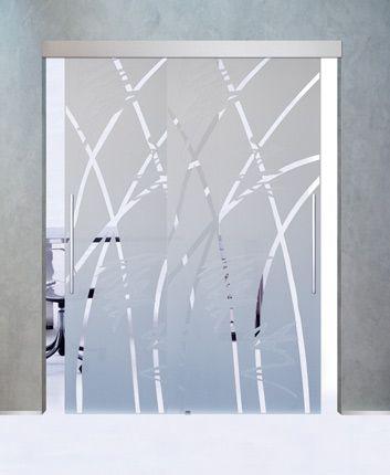 22 best porte vetro scorrevoli images on Pinterest | Sliding doors ...