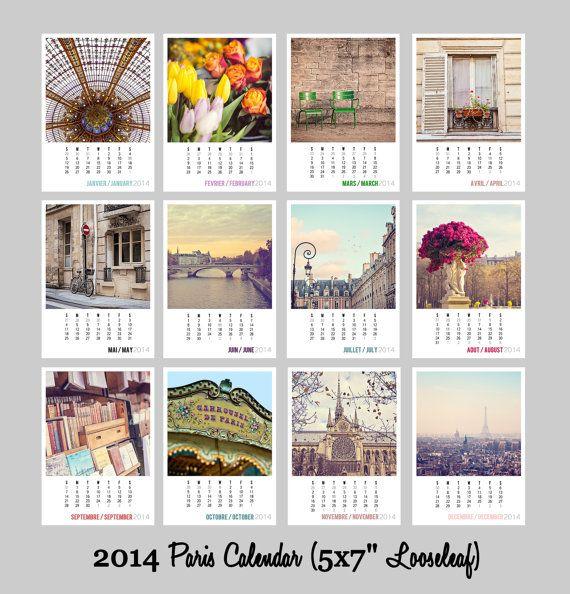 55 best CALENDAR images on Pinterest