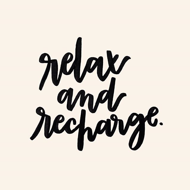 Happy Sunday From The Team At Massage Haven Relax Quotes Recharge Quotes Weekend Quotes