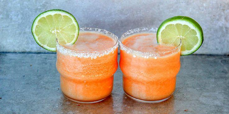 Summer Seasonal Cocktail: Cantaloupe Margarita [Recipe]   VinePair