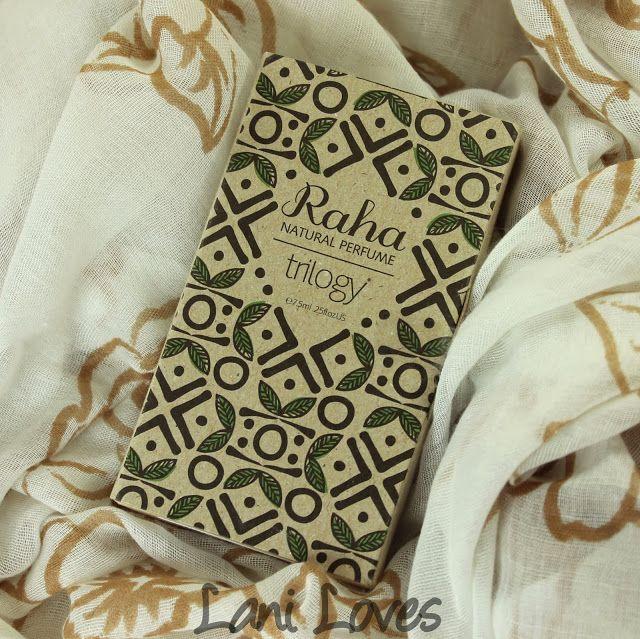 Trilogy Raha Natural Perfume Review