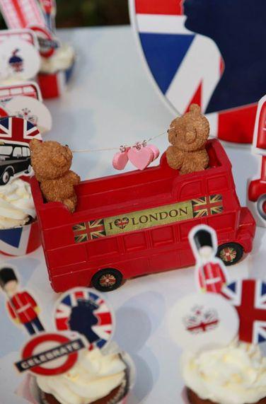 England Flag Cake Idees