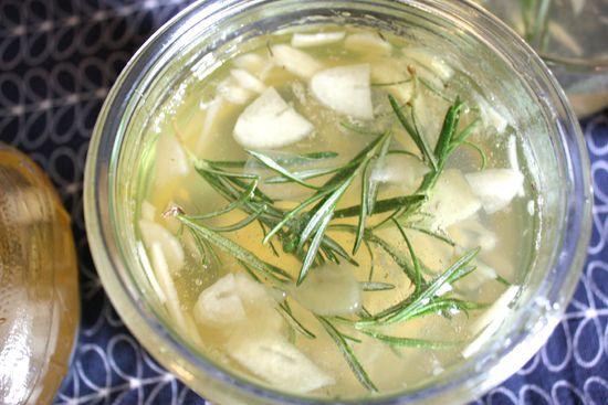 My Garlic Rosemary Jelly recipe