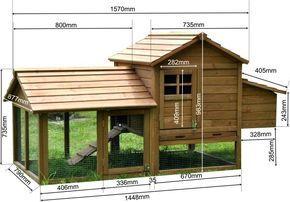 """Le poulailler """"Mascotte"""" ravira petits et grands. Idéal pour l'hébergement de deux à quatre poules. Il vous permettra de récolter des œufsfrais tout en recyclant vos déchets alimentaires. Il peut également accueillir des lapins ou des cailles. Description: Nom: Mascotte Taille: 189cm (longueur) x 87.30cm (largeur) x99.50cm (hauteur) Poids: environ 30kgs Prix: 219 euros conditionnement : 2 cartons Livraison Gratuite dans toute la france Continentale.  Notre po..."""