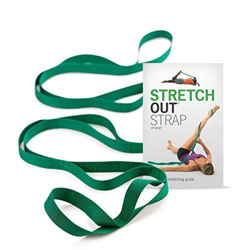 OPTP - Stretch Out Strap with Exercise Booklet OPTP