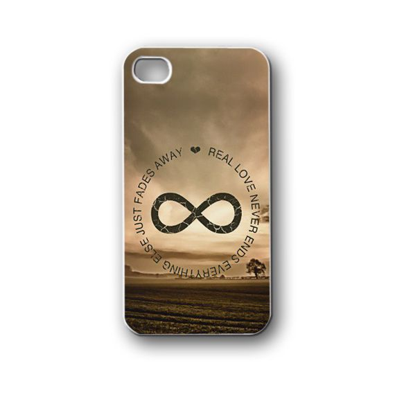 real love infinity - iPhone 4,4S,5,5S,5C, Case - Samsung Galaxy S3,S4,NOTE,Mini, Cover, Accessories,Gift