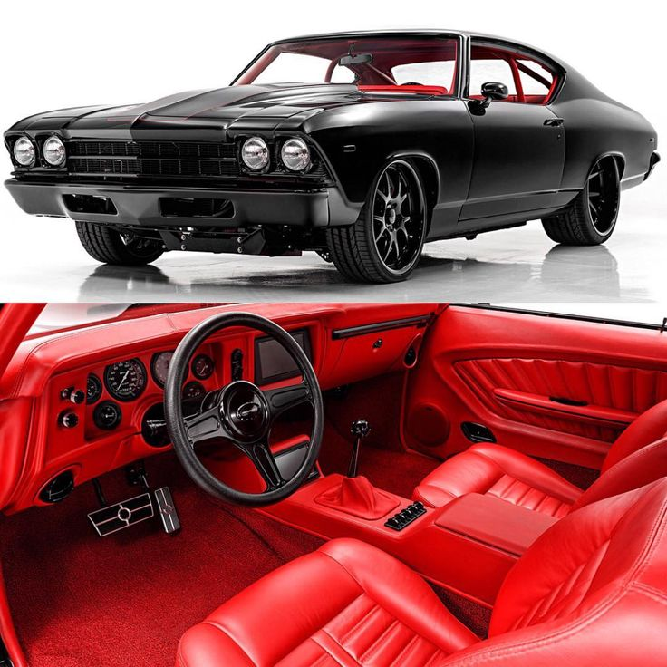1122 Best Chevrolet Chevelle Images On Pinterest 1966