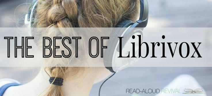 Librivox recordings are always free! Free audio book recordings.