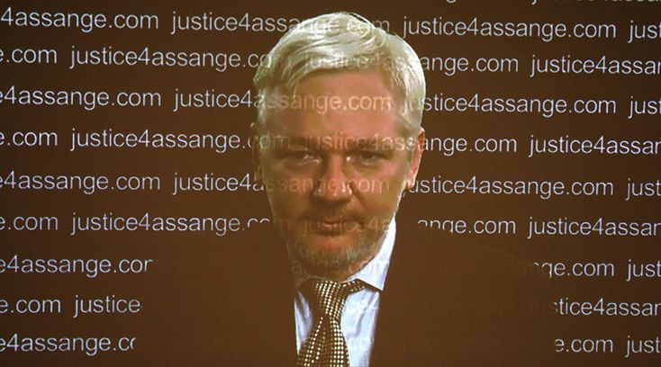 "10/17/16 Assange's internet link intentionally severed by state party ~ WikiLeaks has activated ""contingency plans"" after its co-founder's internet service was intentionally cut off by a state actor, tweeted Wikileaks. The unverified claims of state sabotage come as WL's continues to release damaging documents, most recently from John Podesta. Last week the FBI reissued a statement saying it was working to ""determine the accuracy, nature and scope"" of cyber intrusions, but did not name…"