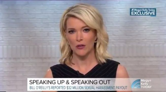 Megyn Kelly Reveals She Complained To Fox News Top Brass About O'Reilly (VIDEO) – Talking Points Memo