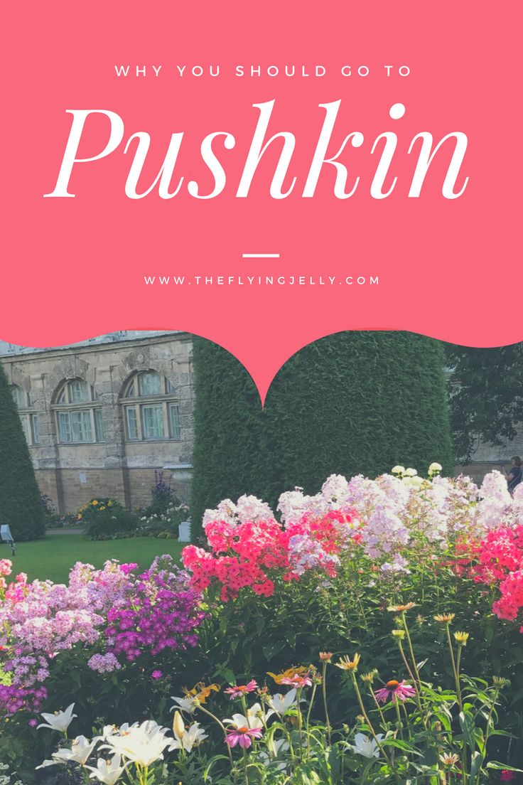 Why you should visit Pushkin, Russia  #Pushkin #Travel #Russia #TsarskoyeSelo #AlexanderPushkin