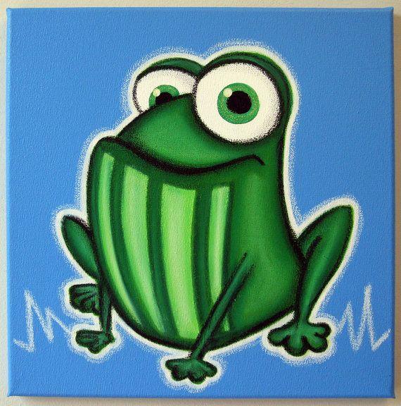 Grands yeux, grosse grenouille équivaut à la recette pour une hotte à la recherche du prince charmant. Je vous promets quun baiser que cest tout ce