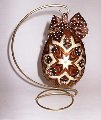 veľkonočné vajíčko 10 cm od Zuziakovo  z Artmama.sk
