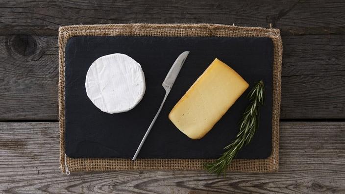 Brooklyn Slate Cheese Board - 7 x 12