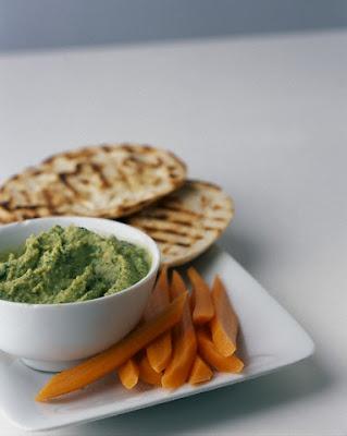 Avocado and greek yogurt dip | [Dips] | Pinterest
