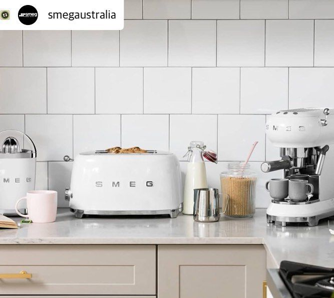Smeg Usa On Instagram Breakfast With Style Our Award Winning