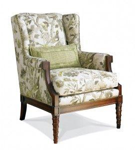 Lovely Wingback   Sherrill Furniture