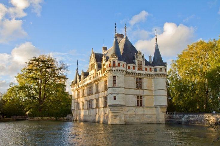 Château d'Azay-le-Rideau : Touraine, entre vignobles et châteaux - Linternaute