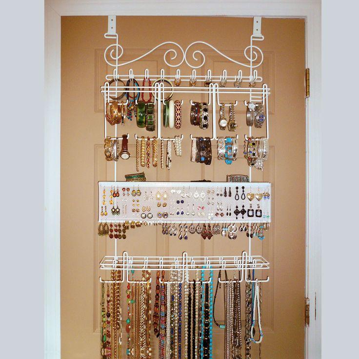 Jewelry Collection Organizer | Plus Size Closet & Space Savers | OneStopPlus