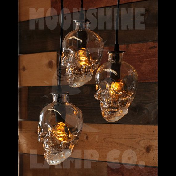 Hey, I found this really awesome Etsy listing at https://www.etsy.com/listing/224357800/skull-bottle-lamp-crystal-head-vodka